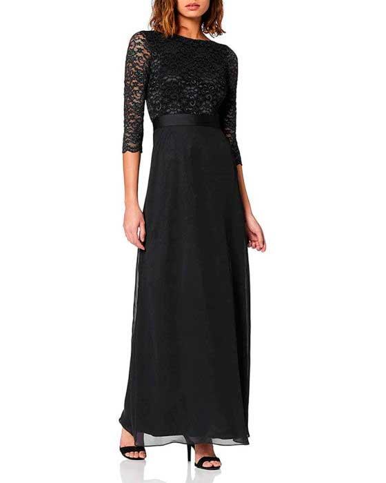 Vestidos Largos de Lentejuelas Mujer