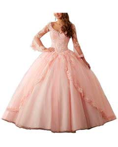 vestidos 15 años princesa